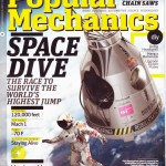Popular Mechanics Cover: Red Bull Stratos