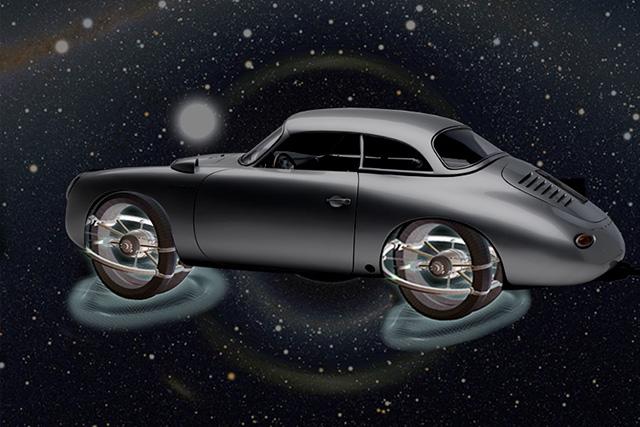 Experimental Warp Drive
