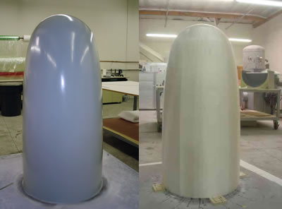 Sage Cheshire Aerospace Case Study On Nasa Ames Nose Cone